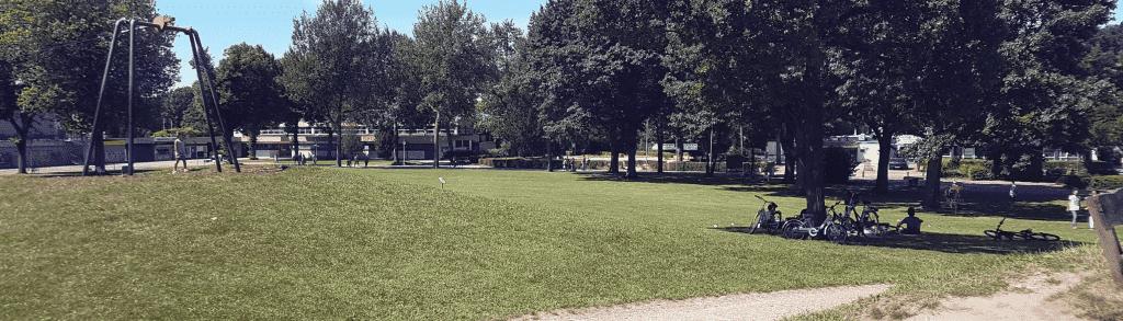 Castrop-Rauxel – Herne (Gysenbergpark) | 16 KM