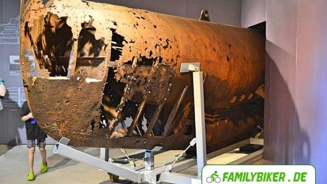 U - Boot Austellung