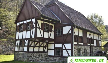 Lohmühle mit Ausstellung - Freilichtmuseum Hagen