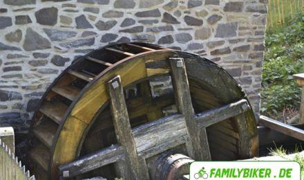 Wasserbetriebenes Rad - Freilichtmuseum Hagen