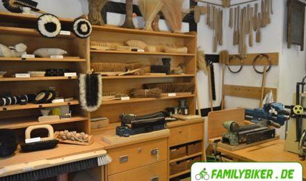 Besen- und Bürstenmacherei - Freilichtmuseum Hagen