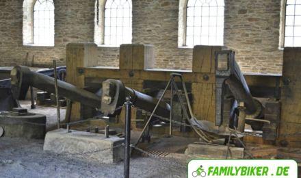Aufwurfhammer - Freilichtmuseum Hagen