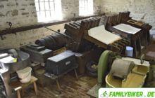 Papierdruck - Freilichtmuseum Hagen