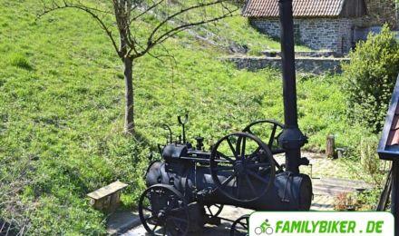 Lokomobile - Freilichtmuseum Hagen