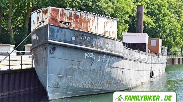 Dampftankschiff Phenol